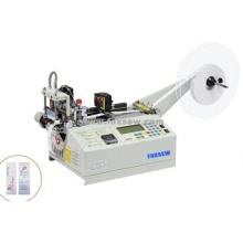 Automatic Care Label Cutting Machine