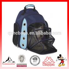 Nouvellement conçu modèle durable sac de voyage Expandable chien sacs à dos sac à dos porte-chien (ES-Z346)