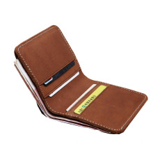 Women Men RFID Blockering Small Compact Bifold Wallet