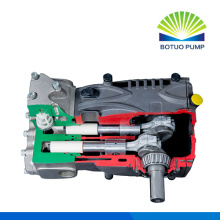 Bare Shaft Industrial Triplex Pumps, KF28 Style