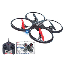 Hot Sale 2.4G 4CH Plastic RC Drone with Gyro (10168312)