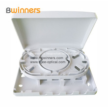 4 ports Wall Mounted Face Plate Fiber Socket Box