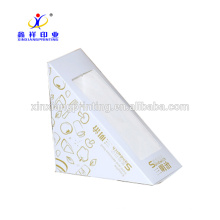 Best and Patient Unique Take Away Food Sandwich Packaging Box Paper Packing Boxes