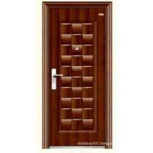 Commercial Steel Security Door Low Price KKD-545 Hot Africa Sale Design