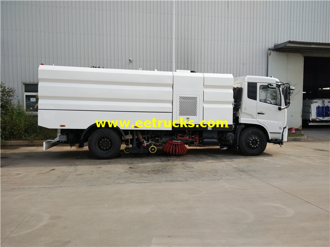 DFAC 10000L Airport Sweeper Trucks