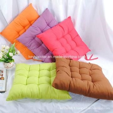 40 * 40cm coussin de chaise coussin ou coussins de chaise colorée (A14101)
