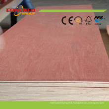 Linyi City Okoume Plywood, Bintangor Plywood, Commercial Plywood
