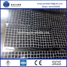 square new seamless carbon steel pipe