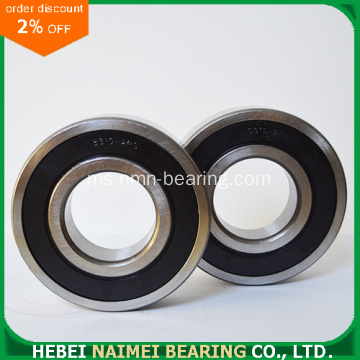6302-2RS 6302-ZZ Radial Ball Bearing 15X42X13