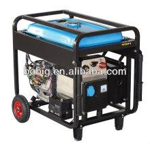 190A 3.0KW DC Motor motorizado soldador de gasolina