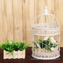 Cage d'oiseaux décoratif fait à la main en 2016
