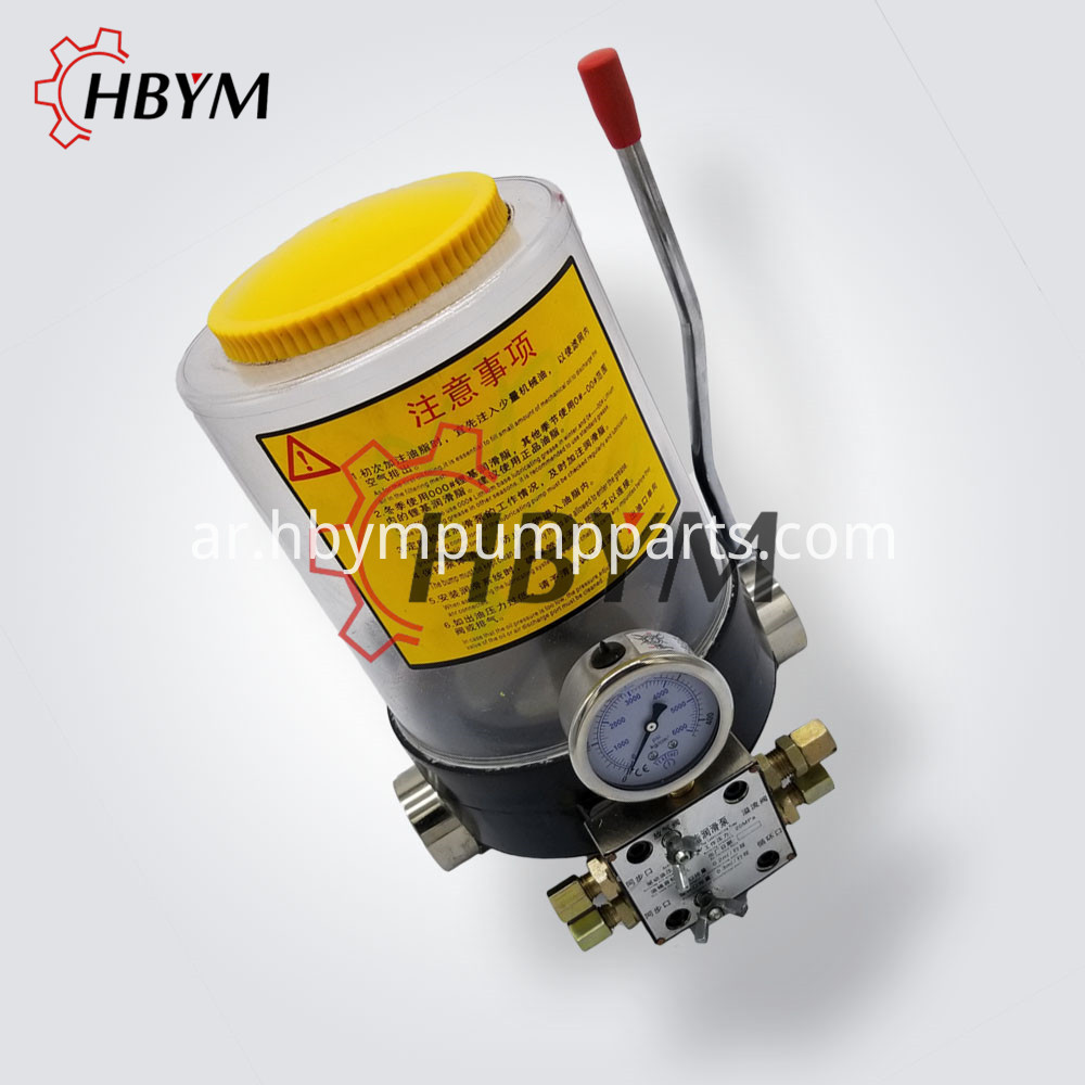 Hydraulic Grease Pump 9