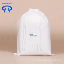 Printed Poly Cotton Drawstring bags , Macrame Drawstring bags , Fabric cotton Bag