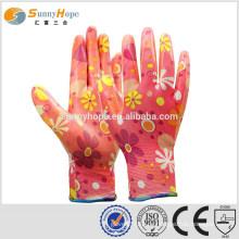 SUNNYHOPE Frauen Garten Handschuh Mantel