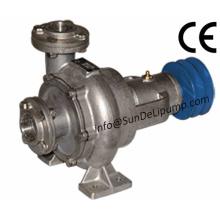 (TYPE 2) Inox/laiton Marine diesel moteurs pompes à eau mer crus