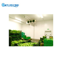 Cold storage room for fruits and vegetables