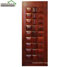 Guangzhou Oak Wooden Interior door Design Price