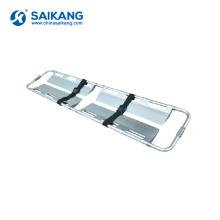 SKB2B02 Emergence Aluminium First Aid Scoop Stretcher For Ambulance