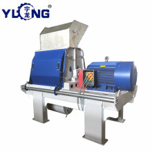 YULONG GXP75*75 Hammer mill crusher