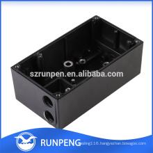 OEM Aluminium Die Casting Control Panel Enclosure