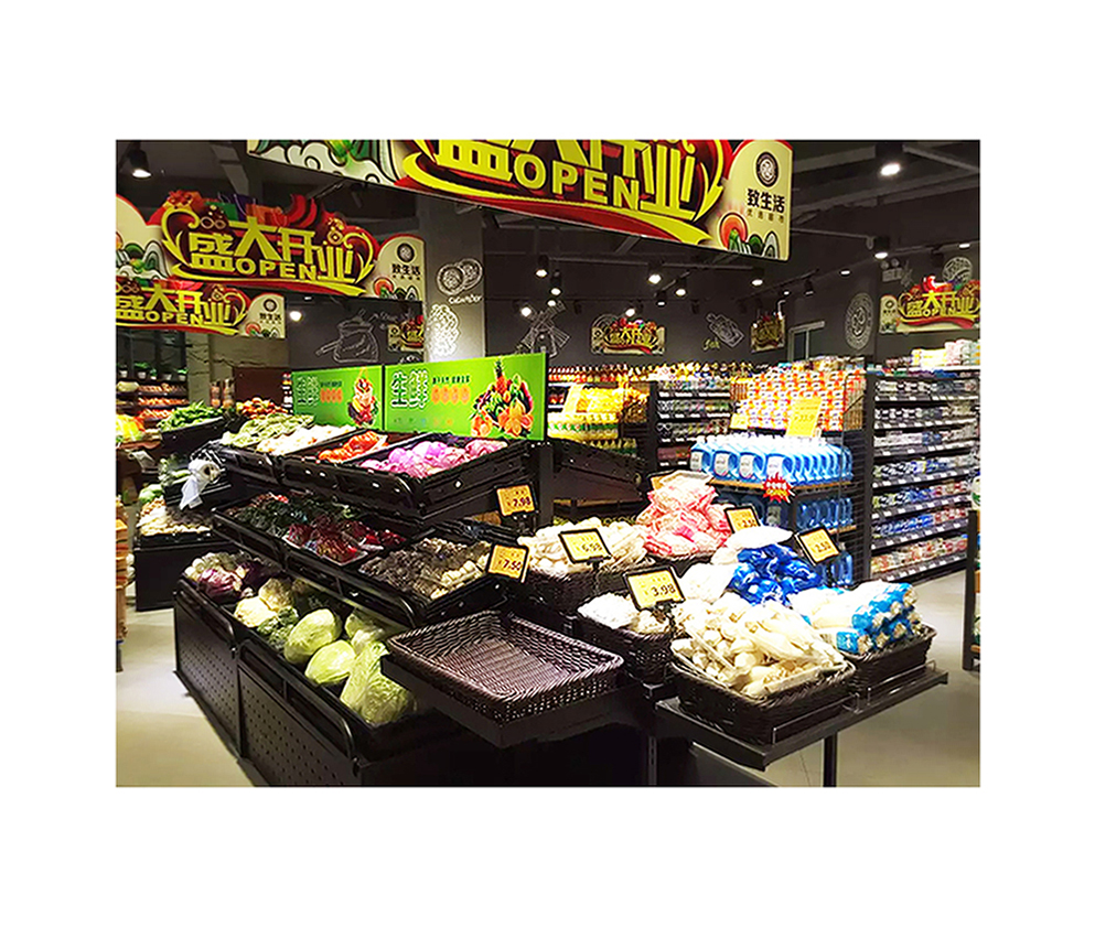 High Quality Fruit Display Equipment