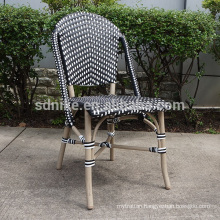 DC-(143) Modern rattan restaurant chair/ dining chair