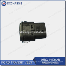 Genuine Window Switch for Ford Transit VE83 95BG 14529 AB