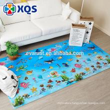 Most popular TPU heat pressed water proof foam floor mats for sale water proof