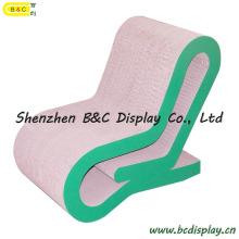 Cadeiras de papelão / móveis de cartão (B & C-F012)