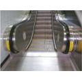Escada rolante de serviço público para estação ferroviária e metrô