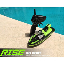 VOLANTEXRC RC Motor Boat 2.4GHz Fast RC Boat Electric RC Motorcycle for Kids or Adults