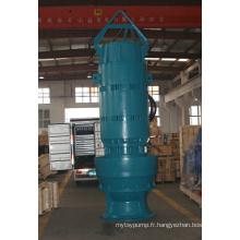 Pompe submersible à grande égrenage haute qualité