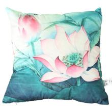 Hot Selling 100% Polyester Custom Cushion Car Sofa Bedding Cushion