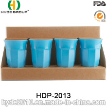 Ecological Reusable Plastic Bamboo Fiber Cup (HDP-2013)