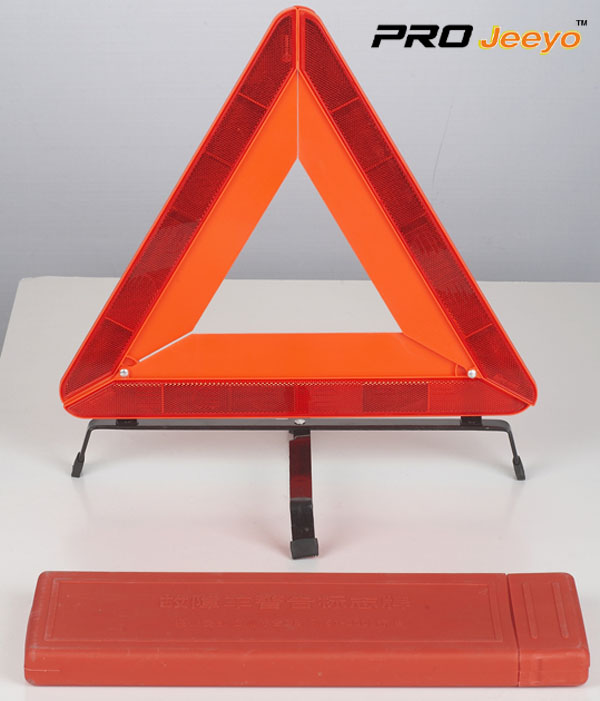 Reflecting Folding Warning Triangle For Emergency With E-mark JM-002 1