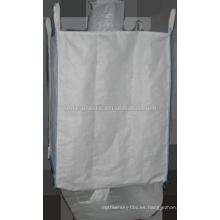 Acepte el bolso enorme de alta calidad del envase a granel intermedio de la orden para requisitos particulares para la arena, arroz, cemento,