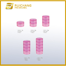 Multilayer Plastic Cosmetic Jar