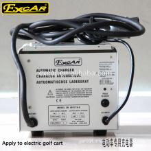 Type général électrique golf & voiture de tourisme 48V / 36V / 72V chargeur à pression variable