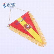 good standard top quality decorative pennant flags