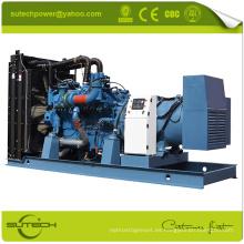 Generador diesel de alto rendimiento 2050KVA / 1640KW con motor original de Alemania 16V4000G23 MTU