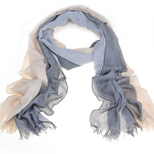 100% Superfine Polyester Scarf (14-BR012513-1.1)