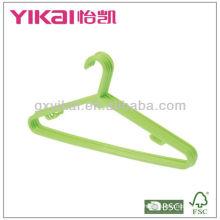 cheap supermarket plastic hanger