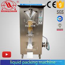 Máquina empacadora automática llena agua con 220V