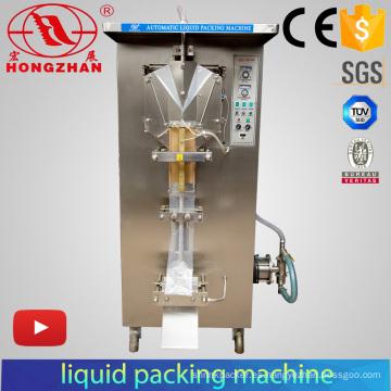 Agua potable de bolsita automática máquina de rellenar con 220V