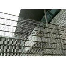 Сетка заборная оцинкованная расширенного металла