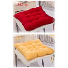 High Quality Corn Kernels Corduroy Sofa Decor throw almofada caso almofada