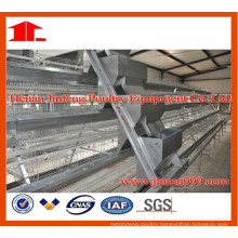Jinfeng Automated Broiler Cage System