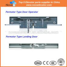 Two Panels Center Opening Car Door | automatic door operator factory | lift door operator price