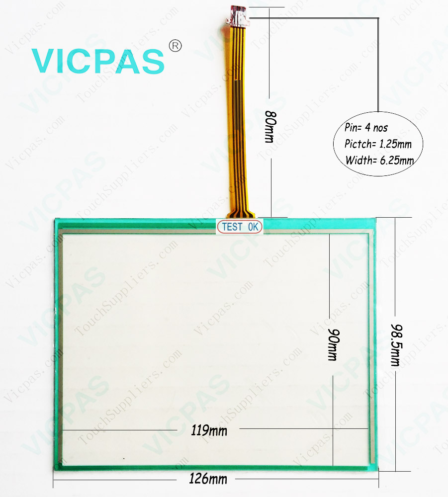 TP3682S2 touch screen panel