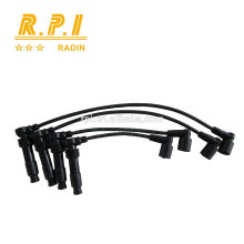 High voltage silicone Ignition Cable, SPARK PLUG WIRE FOR OPEL 1612598